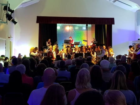 Leavers Concert
