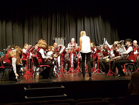 Fife Brass Band Festival