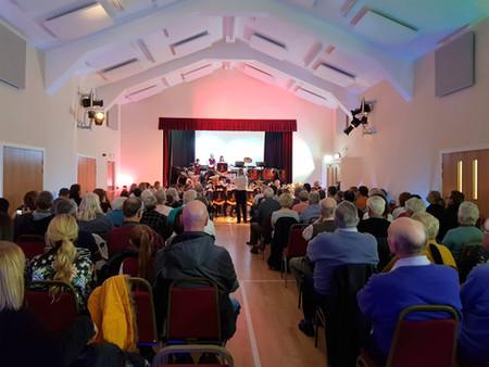 Concert at Dunaverty Hall