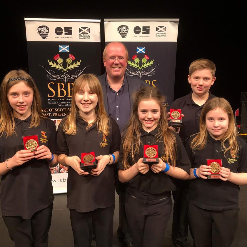 Junior Ensemble, 3rd place
