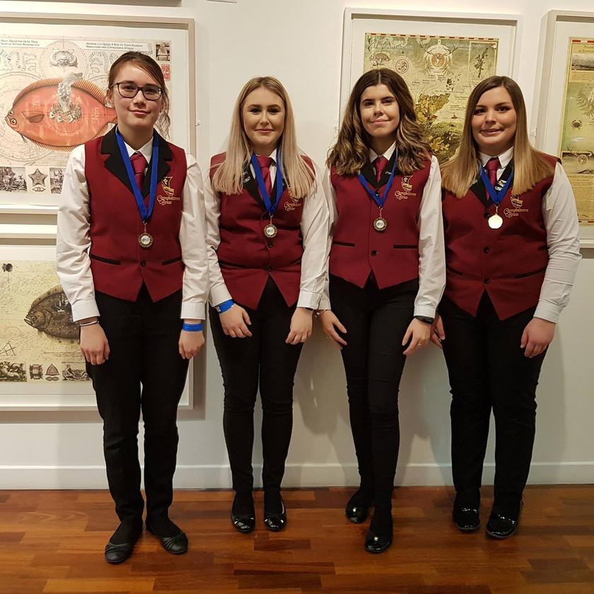 Youth Ensemble Winners
