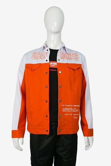 NEWBIE JACKET ORANGE