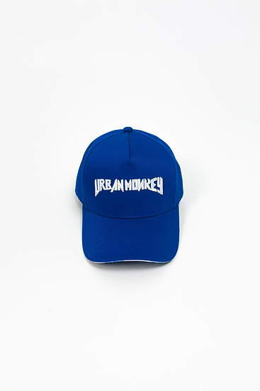 LOGO CAP FW18 BLUE