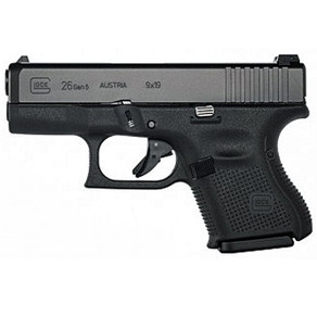 NEW - GLOCK 26 9MM