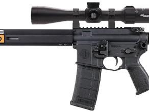 NEW - SIG SAUER M400 W/ SCOPE TREAD 5.56