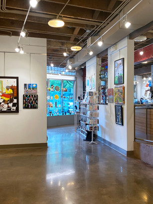 Kentuck's Museum Gallery - An Examination of Memory Painting
