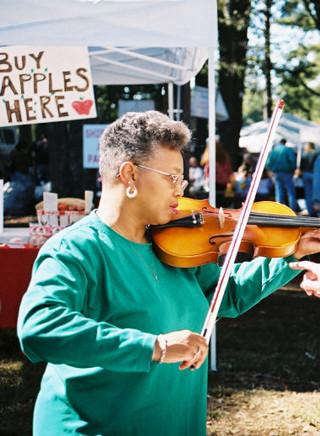 Tuscaloosa Symphony Orchestra at the Kentuck Festival