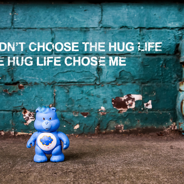 """""""The Hug Life"""" by Chad Moore"""