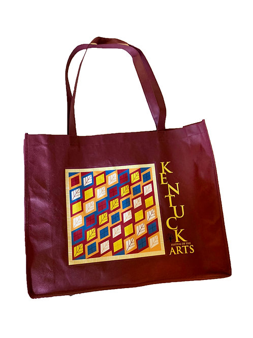 Reusable Kentuck Tote