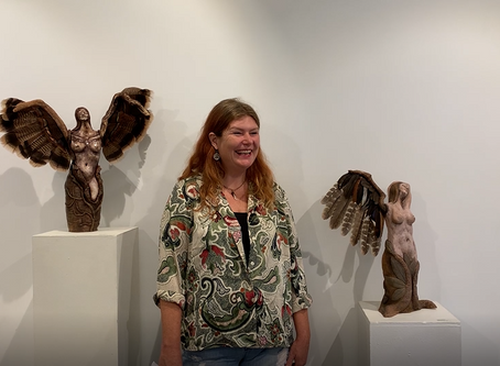 Preparing to Soar: Hayes Dobbins Exhibition Recap