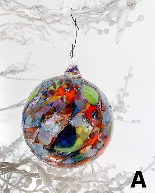 Confetti Ornaments-Chris McCarthy