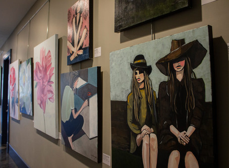 Kathryn Gage: Exhibition Recap