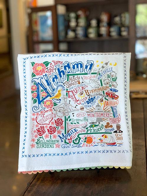 Alabama Tea Towels