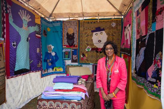 Guest Artist Yvonne Wells Kentuck 2019 T