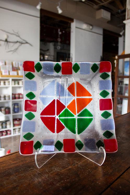 Glass Plate - Linda Munoz