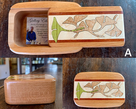 Secret Boxes-Heartwood Creations