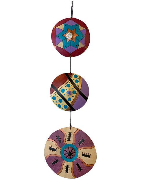 Abstract Designs Wall Hanging-Teresa Wamble