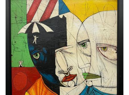Meet The Artist: Michael Banks