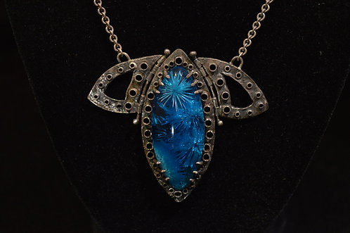 Crystal Necklace-Amy & Ray Bridewell