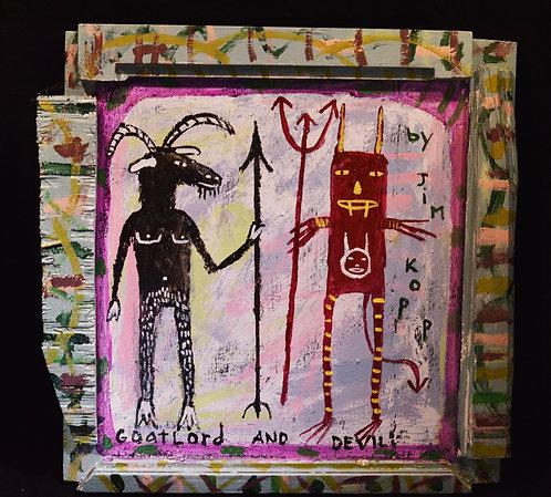 Goatlord & Devil-Jim Kopp