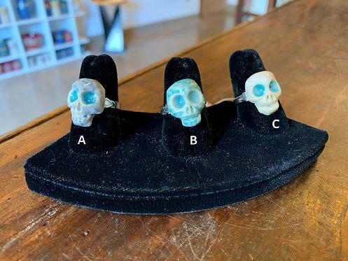 Skull Rings-Kayla Moring