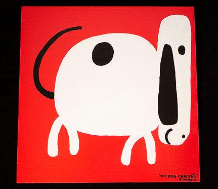 My Dog Cracker - Jim Weaver