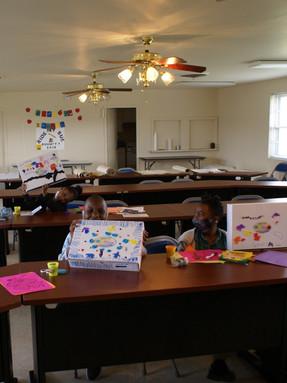 Kentuck's Boxes of Joy Community Creation