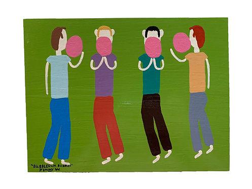 Bubblegum Bubbles - Jim Weaver