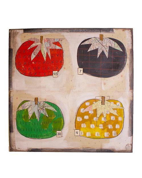 Tomatoes - Marian Baker