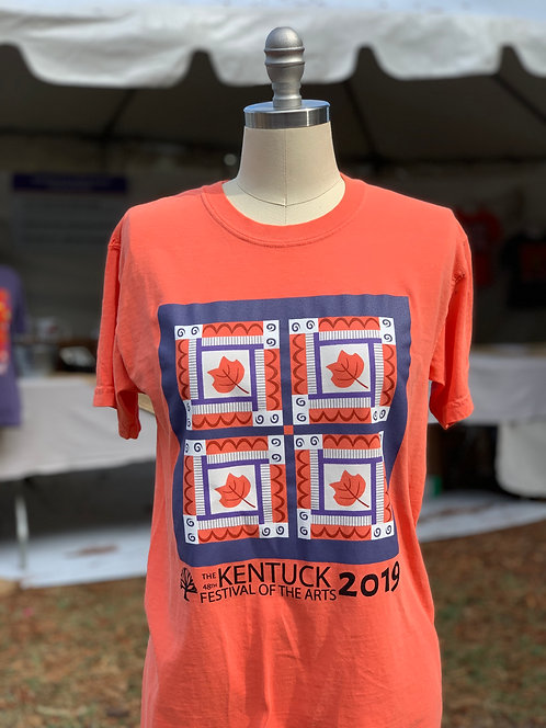 2019 Festival Quilt T-Shirt