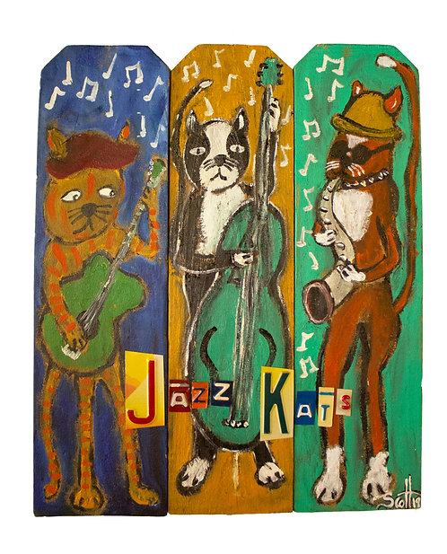 Jazz Kats-Scott McQueen