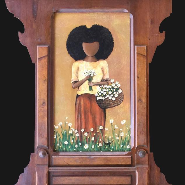 """Flora"" by Dayo Johnson"