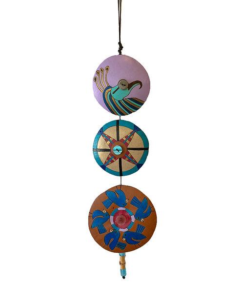 Bird Wall Hanging-Teresa Wamble