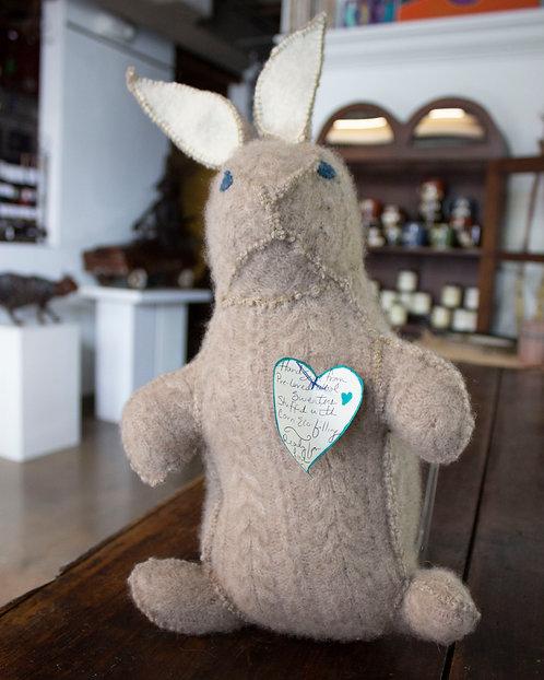 Stuffed Bunny-Caren Matukas
