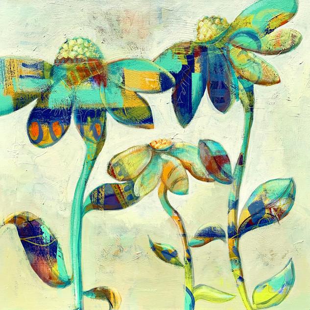 """Villana's Bouquet"" by Laura Balombini"