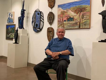 Folkstream by Coker: Jerry Coker Exhibition Recap