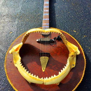 """Dangerous Guitar"" by James Floyd"