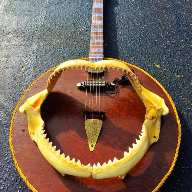 """""""Dangerous Guitar"""" by James Floyd"""