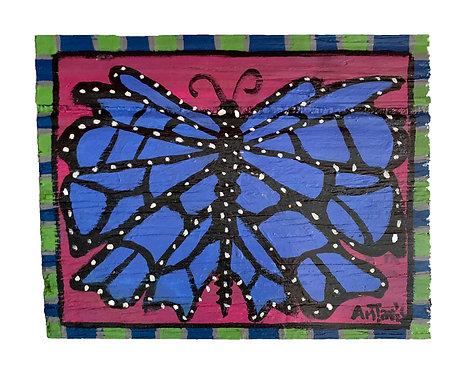 Butterfly-Anthony Tavis