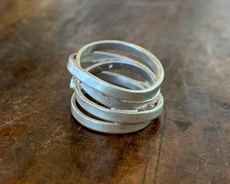 Wrap Ring-Ricky Boscarino
