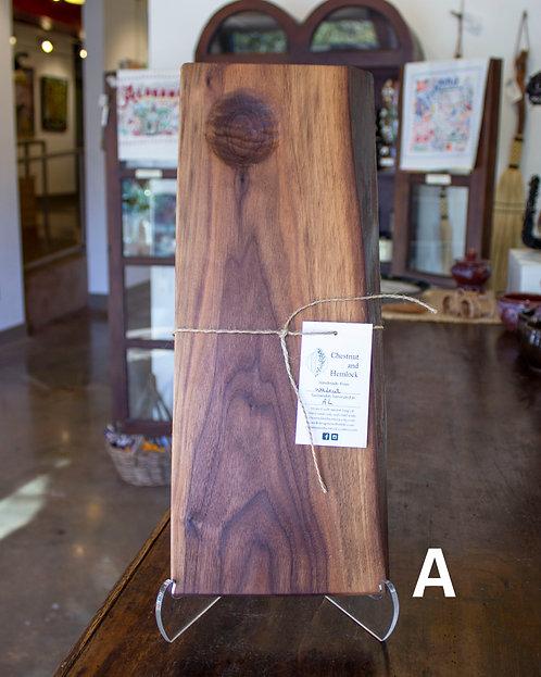 Medium Charcuterie Boards-Chestnut & Hemlock