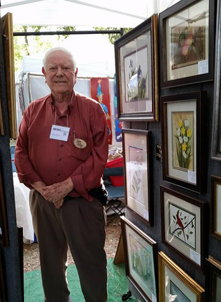 John-Tilley at the Kentuck Festival