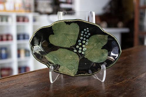 Oval Trinket Dish-Doris Blum