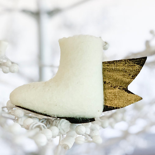 Flying Boot Ornament-Penny Mcallister