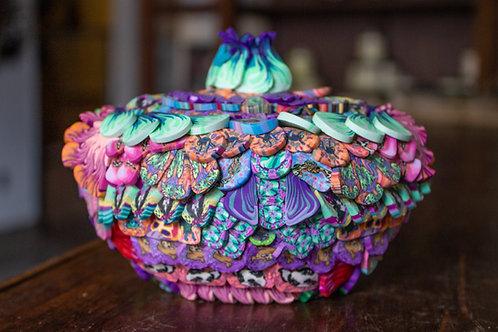 Oval Sugar Bowl - Layl McDill