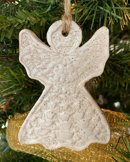 Angel Ornaments-Carol Lammon