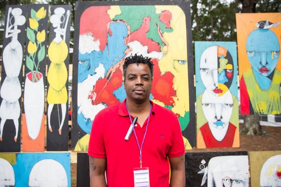 Guest Artist Michael Banks Kentuck 2019