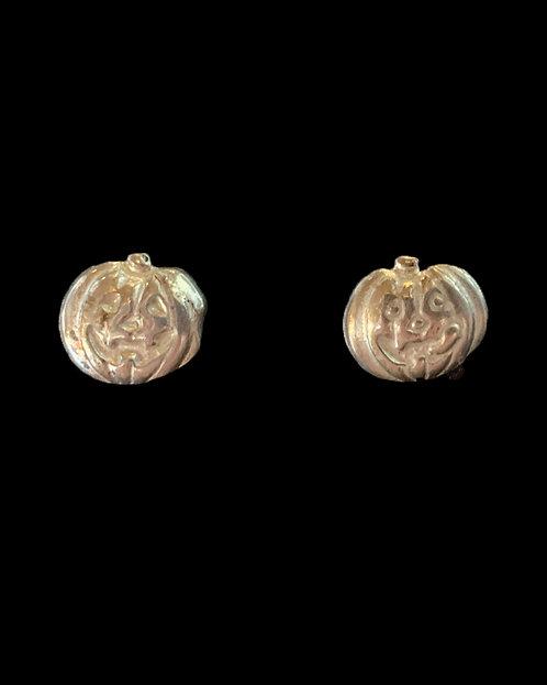 Jack O'Lantern Earrings-Sarah Morgan
