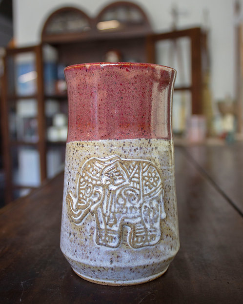 Elephant Mug-Kerry Kennedy