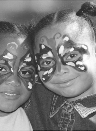 Face Paint at the Kentuck Festival